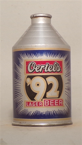 Oertels 92 Crowntainer, tougher variation
