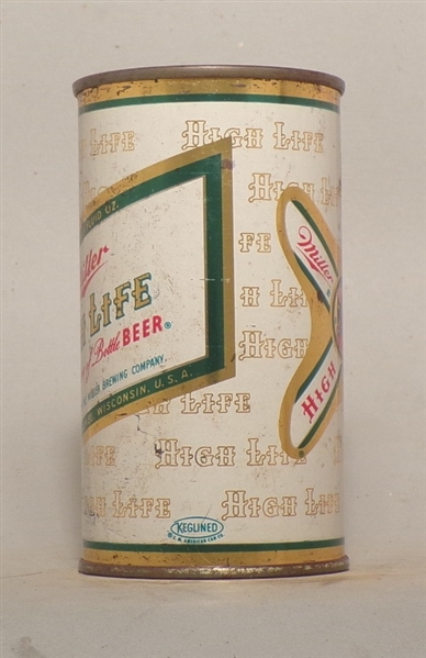 Miller High Life #1, Milwaukee, WI