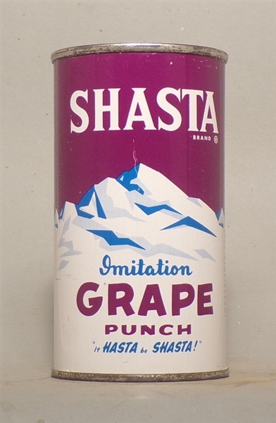 Shasta Grape Flat Top, Denver, CO