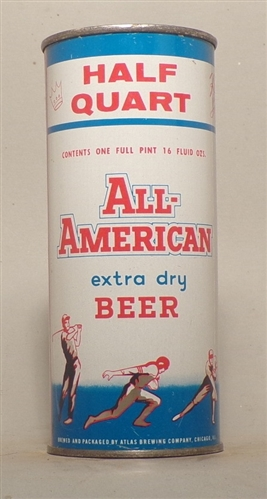 All American 16 Ounce Flat Top