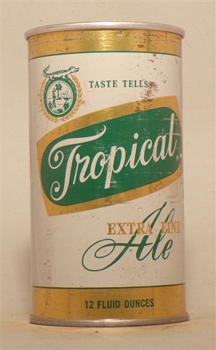 Tropical Ale Tab Top, Associated, Multi Cities