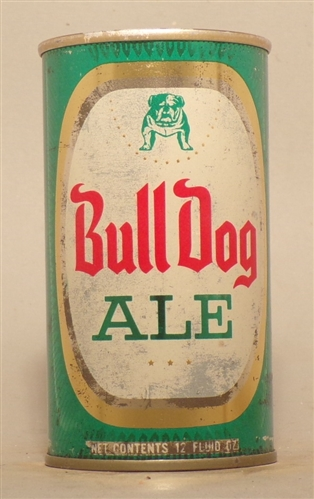Bull Dog Ale Tab Top, Maier, Los Angeles, CA