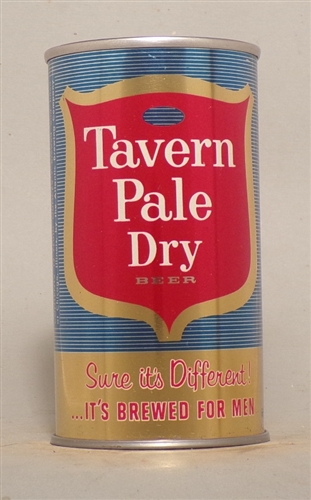 Tavern Pale Dry Tab Top, Chicago, IL