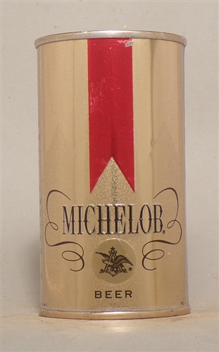 Michelob Embossed Bank Top, St. Louis, MO