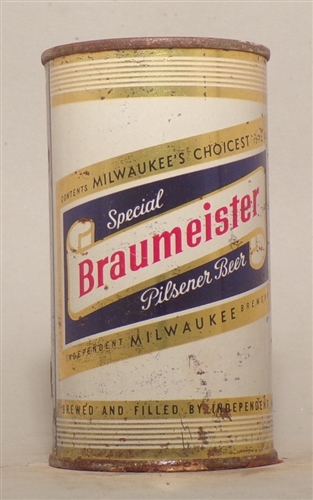 Braumeister Flat Top, Milwaukee, WI