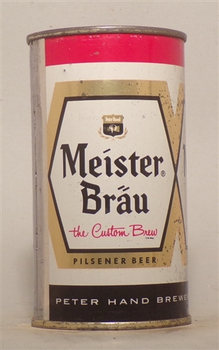 Meister Brau Flat Top, Chicago, IL