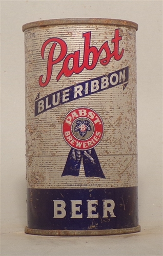 Pabst Blue Ribbon Flat Top, Milwaukee, WI