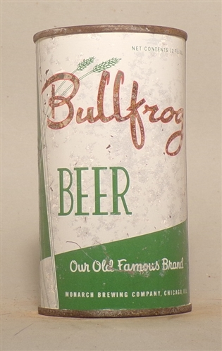 Bullfrog Flat Top, Chicago, IL