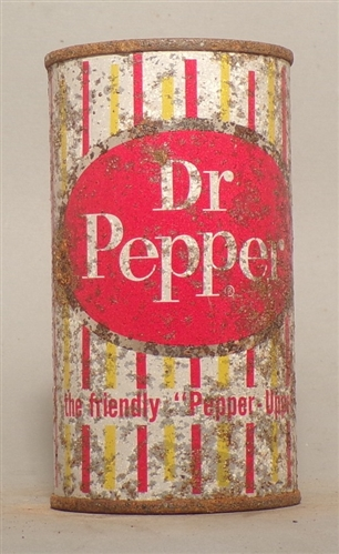 Dr. Pepper Soda Flat Top
