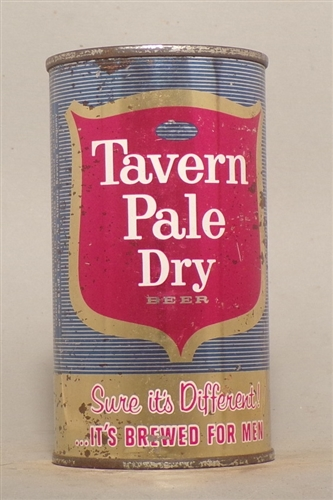 Tavern Pale Dry Flat Top, South Bend, IN