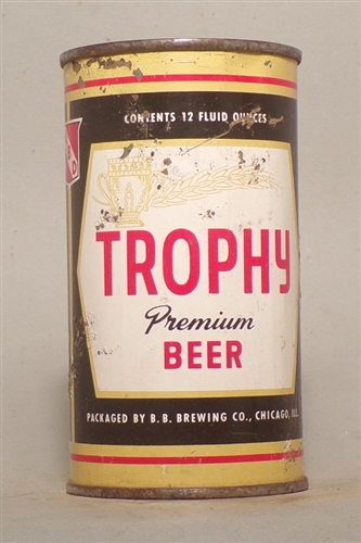 Trophy Flat Top, Chicago, IL