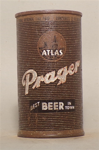 Atlas Prager Flat Top #1, Chicago, IL