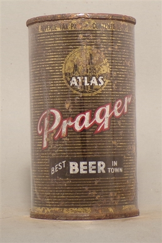 Atlas Prager Flat Top #2, Chicago, IL