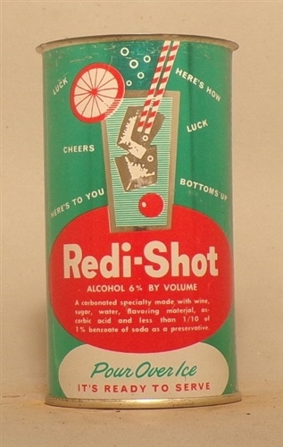 Redi-Shot Mixer, Denver, CO
