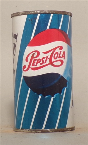 Pepsi Cola Flat Top, 10 Ounce, Canada