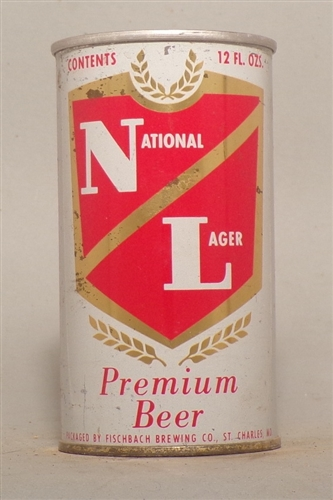 National Lager Bank Top, St. Charles, MO