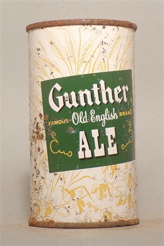 Gunther Ale Flat Top, Baltimore, MD
