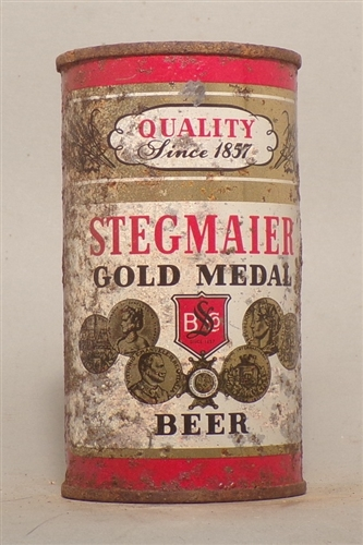 Stegmaier Gold Medal Flat Top, Wilkes-Barre, PA