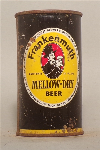 Frankenmuth Mellow-Dry Flat Top, Frankenmuth, MI
